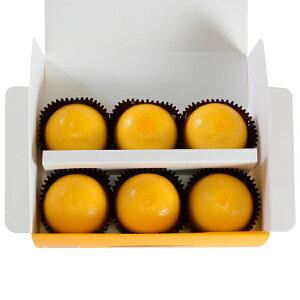 (地域限定送料無料)業務用 ベルリーベ マンゴーヨーグルトのドームケーキ 冷凍 6P 1ケース(12入)(計72個)(冷凍)(295374000ck)