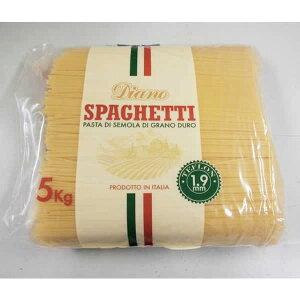 (地域限定送料無料)業務用 (単品) Diano スパゲティ1.9mm 5kg 1袋(常温)(713196000s)