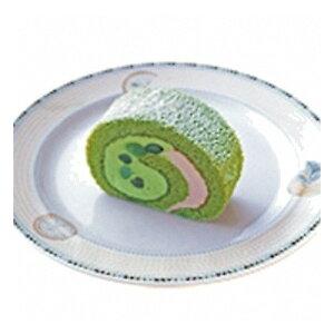 (地域限定送料無料) (単品) 業務用 ベルリーベ 抹茶のロールケーキ 6ピース(冷凍) (760643000sk)