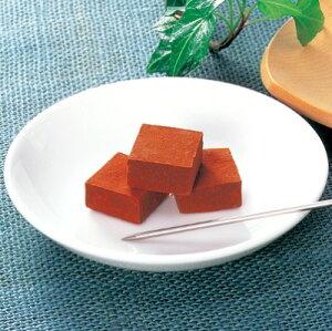 (地域限定送料無料) 業務用 ベルリーベ 生チョコオリジナル 72個 7コ入り <ケーキ>(冷凍) (781576000ck)