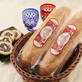 大納言アルメット(3本入り)【フランスパン・あずき・バター入り】《冷凍》