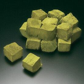 わらび餅(抹茶)1kg【わらびもち・和菓子】《冷凍》