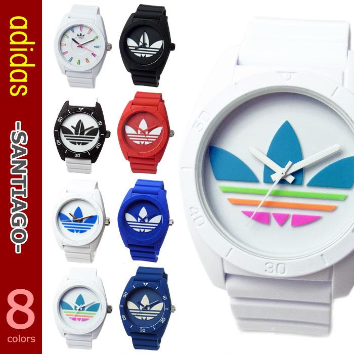 adidas アディダス サンティアゴ 腕時計 メンズ レディース 兼用