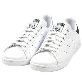 アディダス スタンスミス スニーカー ユニセックス 靴 adidas STAN SMITH ホワイト/ネイビー M20325