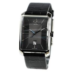 カルバンクライン 腕時計 メンズ ck Calvin Klein K2M21107 WINDOW スイス製