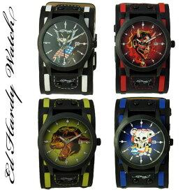 【アウトレット】 Ed Hardy Watch エドハーディーウォッチ 腕時計 メンズ GL2シリーズ GL2-DV GL2-PT GL2-SK GL2-US 【ラッピング不可】