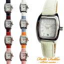 フォリフォリ Folli Follie 腕時計 レディース レザーベルト S922