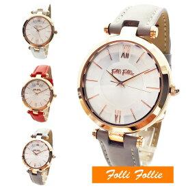 フォリフォリ 腕時計 レディース Folli Follie レディバブル Lady Bubble WF16R010SPS 選べるベルトカラー