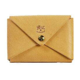 イルビゾンテ カードケース 名刺入れ IL BISONTE Natural CARD CASE C0854P 120