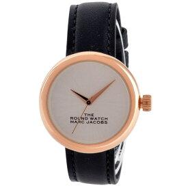 マークジェイコブス 腕時計 レディース MARC JACOBS The Round Watch ザラウンドウォッチ MJ0120179283