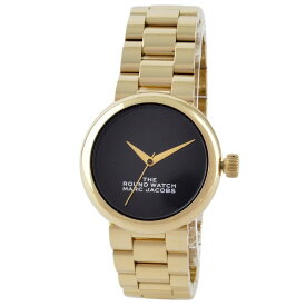 マークジェイコブス 腕時計 レディース MARC JACOBS The Round Watch ザラウンドウォッチ MJ0120179280