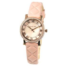 マイケルコース 腕時計 レディース MICHAEL KORS プチノリエ 28mm ローズゴールド ピンクシェル MK2683