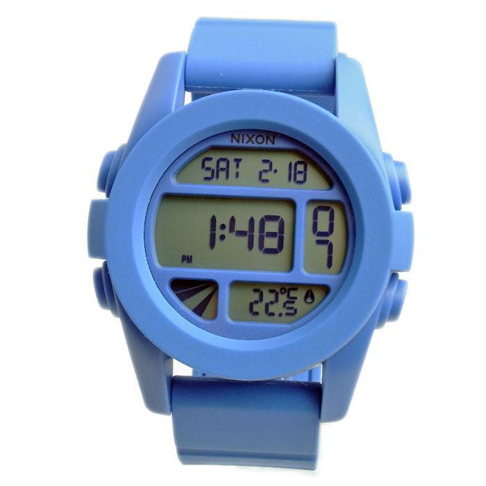 NIXON ニクソン メンズ腕時計 THE UNIT ユニット マリンブルー デジタルウォッチ メンズウォッチ 男性用 A1971405 A197-1405