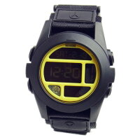 NIXONニクソンメンズ腕時計BAJAバハブラック/イエローA489-293A489293メンズ男性用02P12Oct15