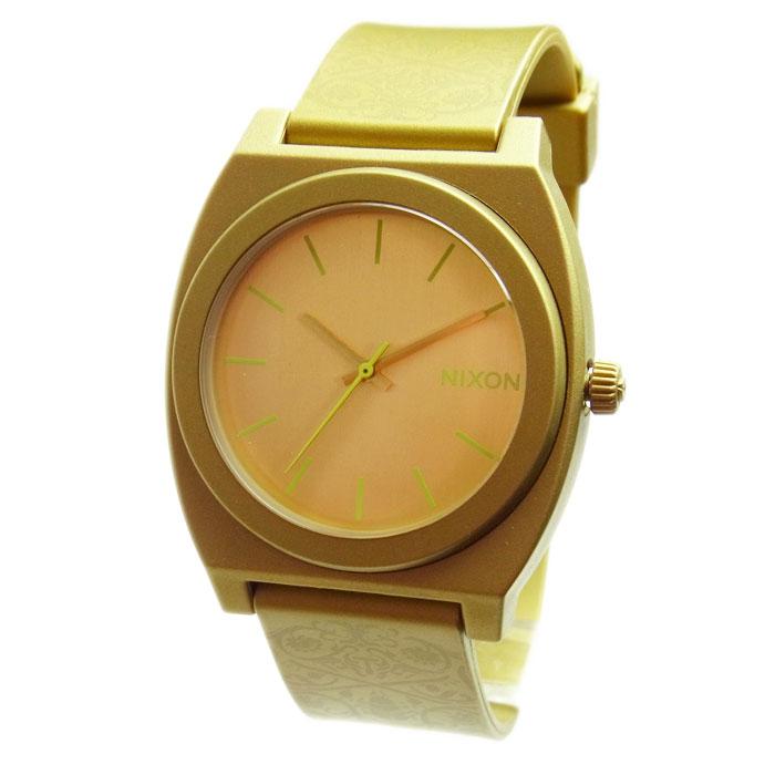 NIXON ニクソン メンズ腕時計 レディース腕時計 THE TIME TELLER P タイムテラー ゴールド A1191897 A119-1897