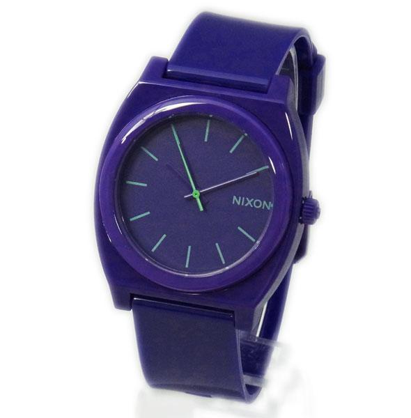 NIXON ニクソン メンズ腕時計 レディース腕時計 THE TIME TELLER P タイムテラー パープル A119230 A119-230