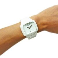 NIXONニクソンメンズ腕時計RubberPlayerラバープレイヤー1Pダイヤホワイトメンズ男性用A139-100A13910002P12Oct15