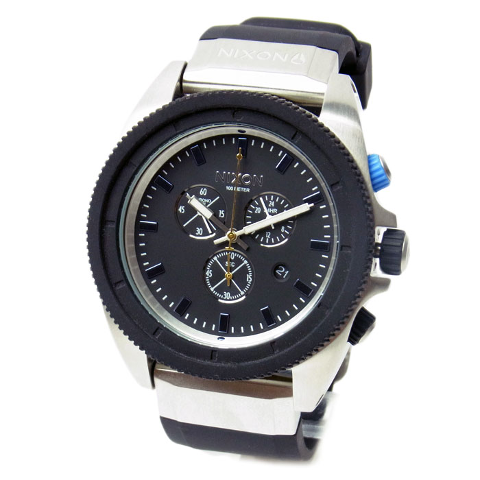 NIXON ニクソン メンズ腕時計 ROVER ローバークロノ ミッドナイトGT A2901529 A290-1529 メンズウォッチ 男性用