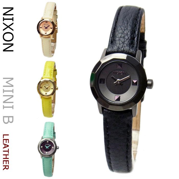 ニクソン 腕時計 レディース NIXON MINI B ミニビー 女性用 A338