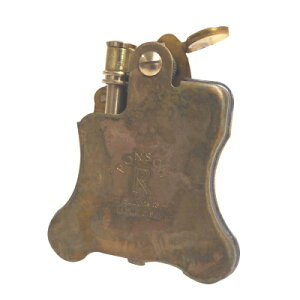 ロンソン ライター RONSON Banjo バンジョー オイルライター R01-M006 ワイルドブラス