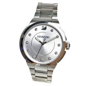 スワロフスキー 腕時計 ユニセックス レディース SWAROVSKI 5181632 City White シルバー ブレスレット ウオッチ