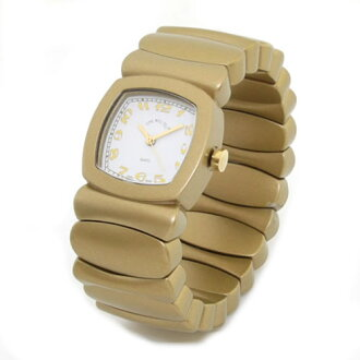 Time Will Tell タイムウィルテル ( タイムウイルテル ) watch Solid Colors Bangle breath Watch (middle size) Solid-GO-M fs3gm