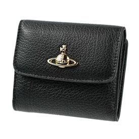 [アウトレット箱] ヴィヴィアンウエストウッド 財布 Vivienne Westwood パスケース付 二つ折り ミニ財布 51090019-40212-N401