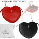 ヴィヴィアンウエストウッド ショルダーバッグ Vivienne WestWood 52020002 40153 レザー ハート