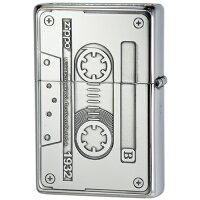 ZIPPOジッポージッポライターカセットテープニッケルイブシCST-NI