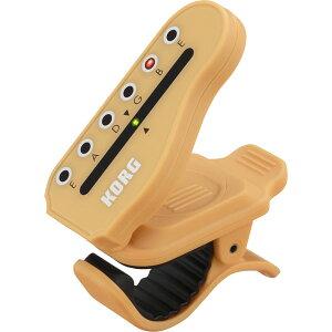 【定形外郵便】*【ストラトタイプギター用クリップ式チューナー】KORG(コルグ) Clip-on Tuner headtune HT-G1