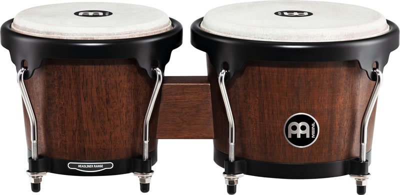 *【MEINL(マイネル)】【ボンゴ】ヘッドライナー・デザイナーシリーズ ボンゴ HB100/Vintage Wine Barrel (HB100VWB-M)