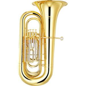 【代引不可】【管楽器】【YAMAHA(ヤマハ)】B♭チューバYBB-321II