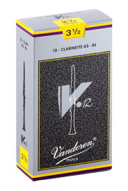 *【Vandoren(バンドレン)リード】B♭クラリネット V12 3.5(CR1935)