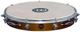 "*【MEINL(マイネル)】パンデイロ Traditional Wood Pandeiro 10"" PA10CN-M"