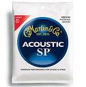 *【メール便発送、代引き不可】アコースティックギター弦 Martin MSP4100