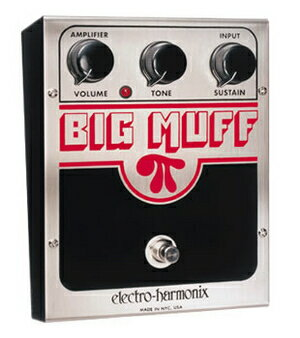 *【エフェクター】【electro-harmonix】 BIG MUFF PI