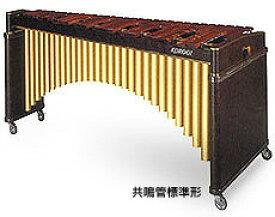 【代金引換不可】【打楽器・コンサートパーカッション】【KOROGI(コオロギ)教育用マリンバ】660DX