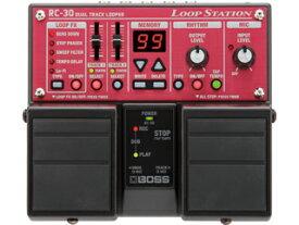 *【ツインペダル】【BOSS(ボス)エフェクター】ループ・ステーション RC-30
