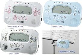 *【宅配便配送】【SEIKO(セイコー)】メトロノームチューナーSTH100