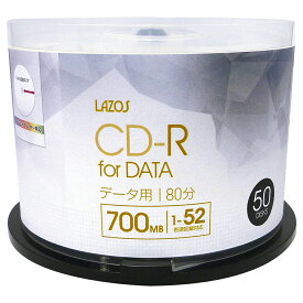 LAZOS ALL-WAYS後継品  CD-R BOX 500枚セット