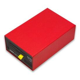 エントリー&楽天カードポイント14倍!【送料無料】コロンバスサークル クラシックボックス クラシックミニ ファミコン用 収納ケース CC-CMCMB-RD