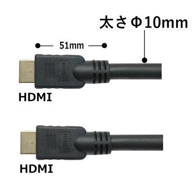 【期間限定ポイント5倍!】【送料無料】3Aカンパニー高品質HDMIケーブル15m動作・品質保証イーサネット/4K/3D対応AVC-HDMI150HI【返品保証】