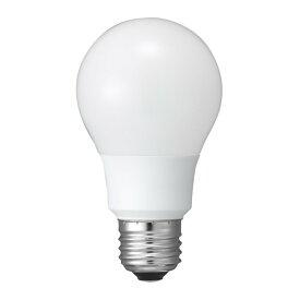 エントリーポイント6倍!【送料無料】ヤザワ 一般電球形 LED電球 40W相当 電球色 全方向タイプ 調光対応 LDA5LGD3