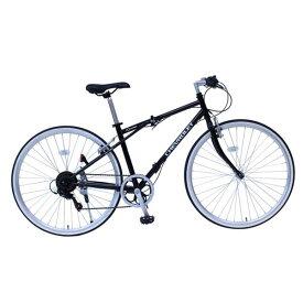 楽天カードポイント8倍!【送料無料】シボレー 折りたたみクロスバイク 700C 6段ギア FD-CRB700C6SG MG-CV7006G 折りたたみ自転車 【メーカー直送・代金引換不可・キャンセル不可】