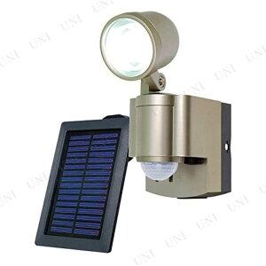 【送料無料】ELPA 屋外用LEDセンサーライト ソーラー式 3wLED 1灯 ESL-301SL 防雨 防犯 人感センサー セキュリティ エルパ