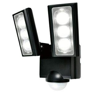 【送料無料】ELPA 屋外用LEDセンサーライト 乾電池式 ESL-312DC 防水 防犯 人感センサー セキュリティ エルパパ