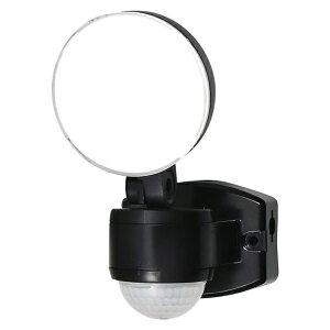 【送料無料】ELPA 屋外用LEDセンサーライト AC電源 ESL-SS411AC 防雨 防犯 人感センサー セキュリティ エルパ