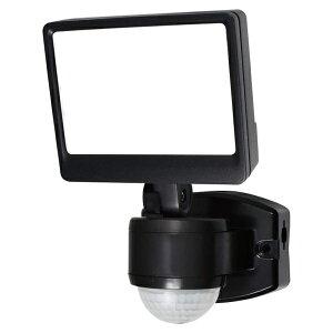 【送料無料】ELPA 屋外用LEDセンサーライト AC電源 ESL-SS421AC 防雨 防犯 人感センサー セキュリティ エルパ