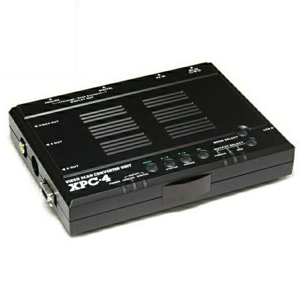 【エントリー&カードでポイント5倍!】マイコンソフト フルデジタル・ビデオスキャンコンバーター・ユニット XPC-4 N DP3913546 【送料無料】
