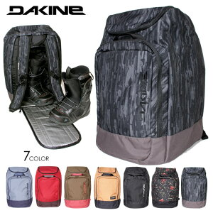 【SPRING SALE 40%OFF】 DAKINE ダカイン スノーボードバッグ メンズ レディース BOOT PACK 50L 2020冬 ブラック/ベゴニア/シャドウダッシュ/キャラメル/ダークオリーブ/ディープレッド/ダークスレイト